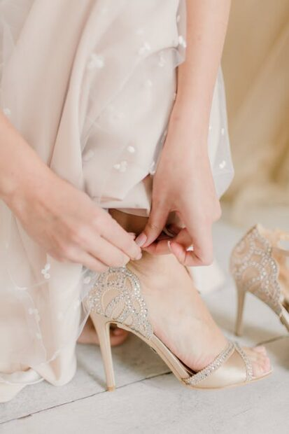 A guide for all brides to be: How to find the best shoes